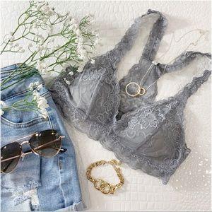 ✨RESTOCKED✨Razor back Lace Bralette